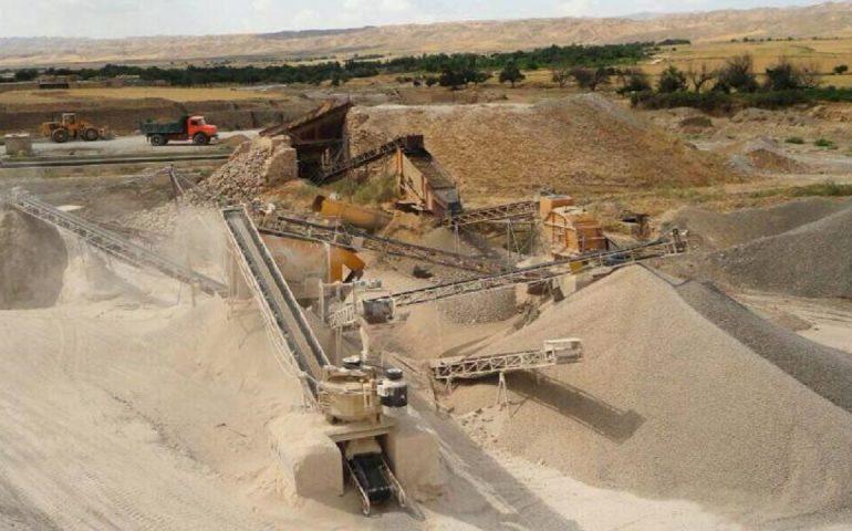 سنگ شکن کوبیت در خط خردایش سنگ های معدن